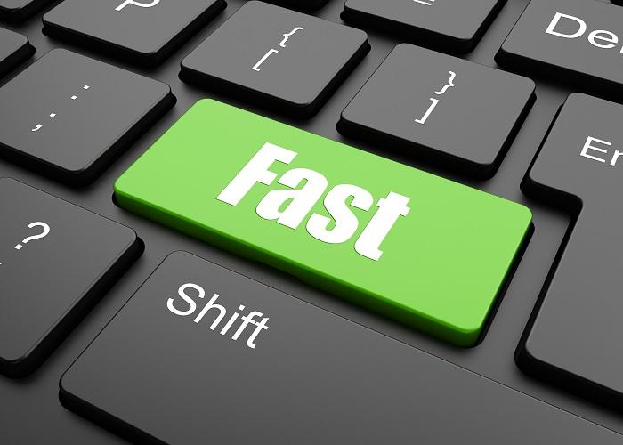 Boton Fast Rapido Optimizar