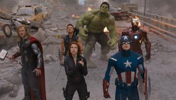 The Avengers: Infinity War - Los Vengadores.