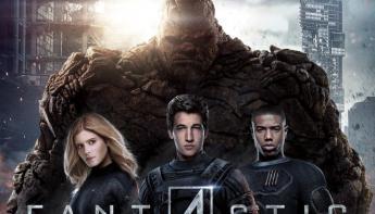 The Avengers: Infinity War - Póster de Fantastic Four