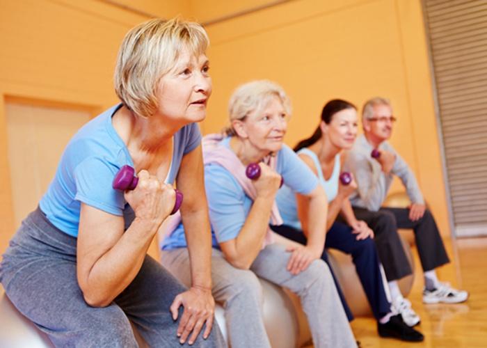 Ejercicio reduce riesgo insuficiencia cardiaca