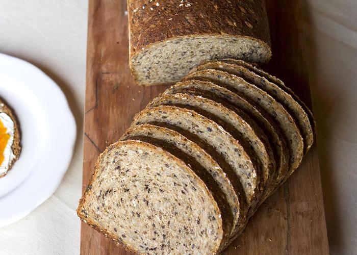 Pan integral carbohidratos