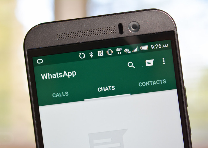 WhatsApp Android Google Drive