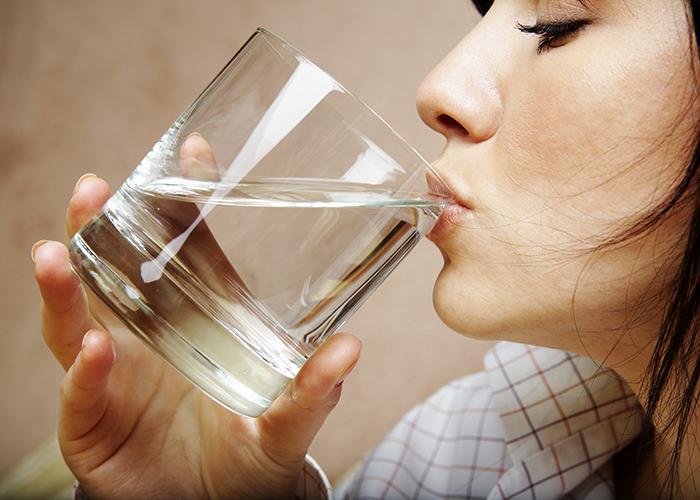 Agua adelgazar