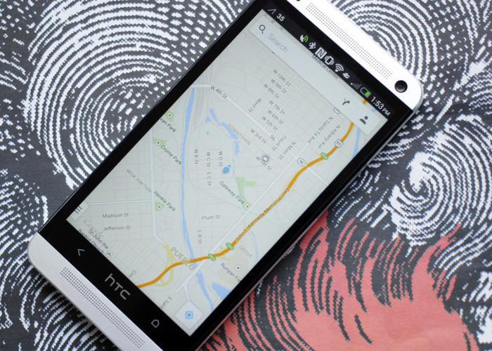 Evita el consumo elevado de Maps