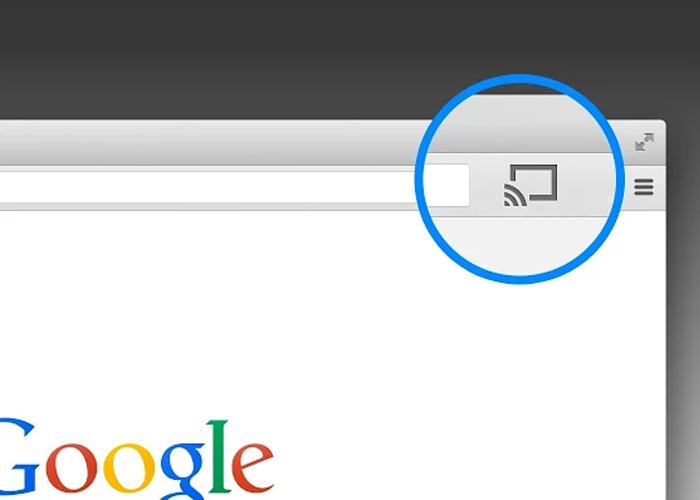 chromecast google chrome