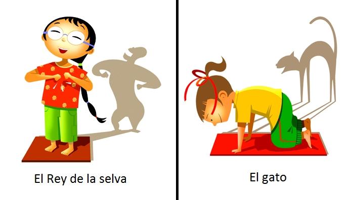 Otros posturas de yoga