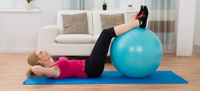 3 abdominaux exercices avec ballon suisse videos blue. Black Bedroom Furniture Sets. Home Design Ideas