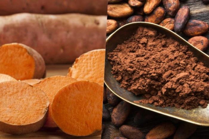 Batata cacao