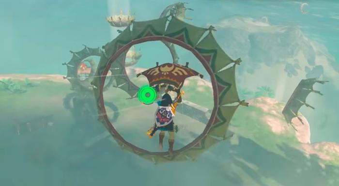 Tous les mini-jeux de Zelda Souffle de la nature – Videos Blue