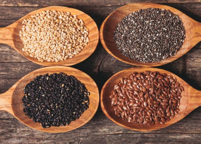 Colesterol semillas