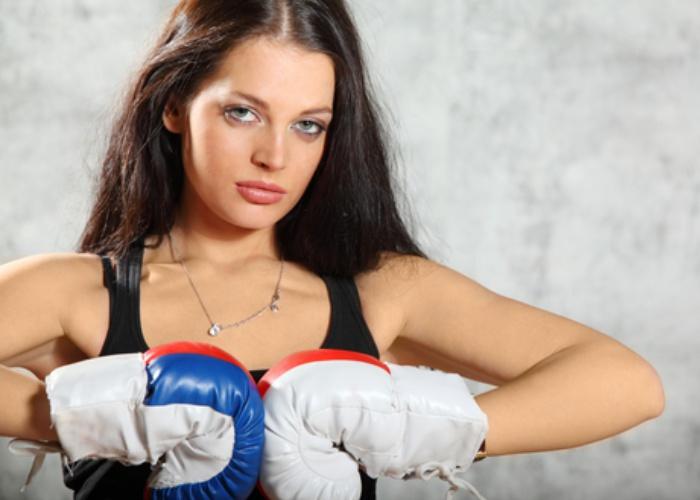 Ejercicios Boxeo tonificar