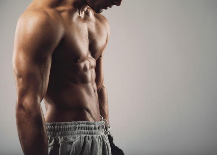 Definir abdomen