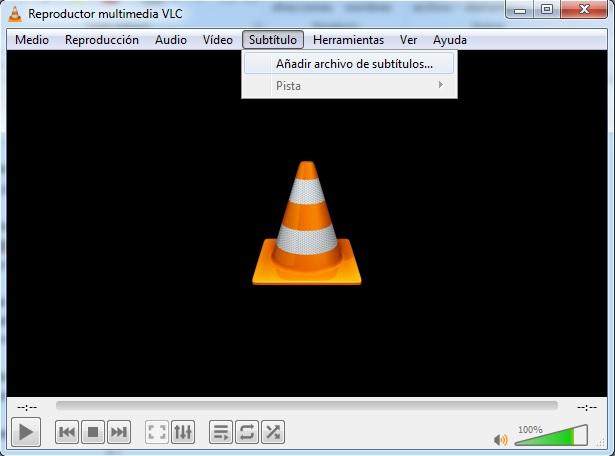 VLC Subtitulos