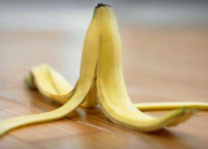 Cáscara plátano
