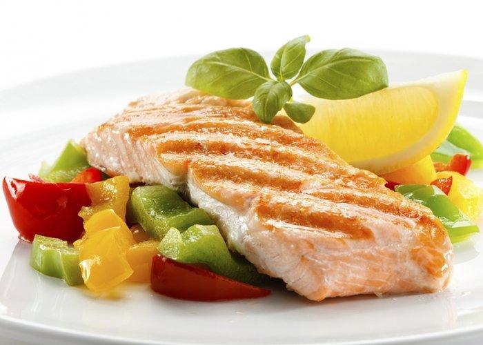 cenar salmon