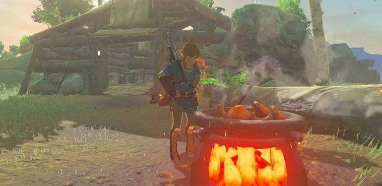 Un Livre De Recettes Inspire Par The Legend Of Zelda Cherche