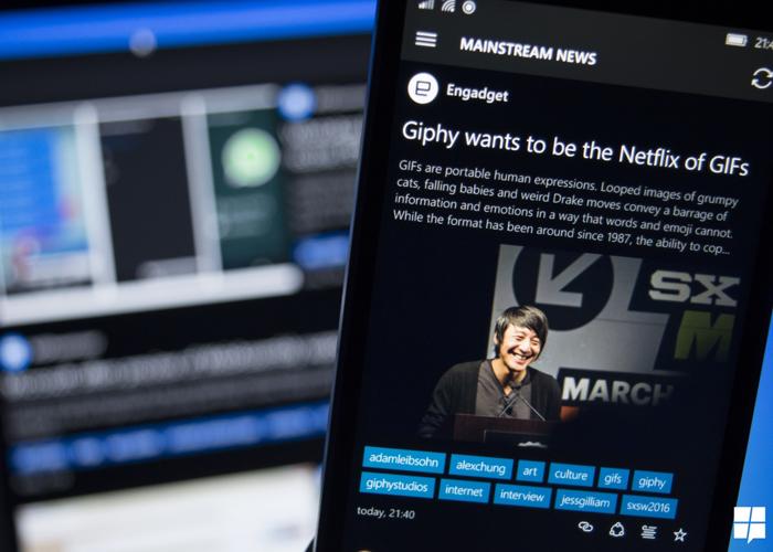 Newsflow Windows App