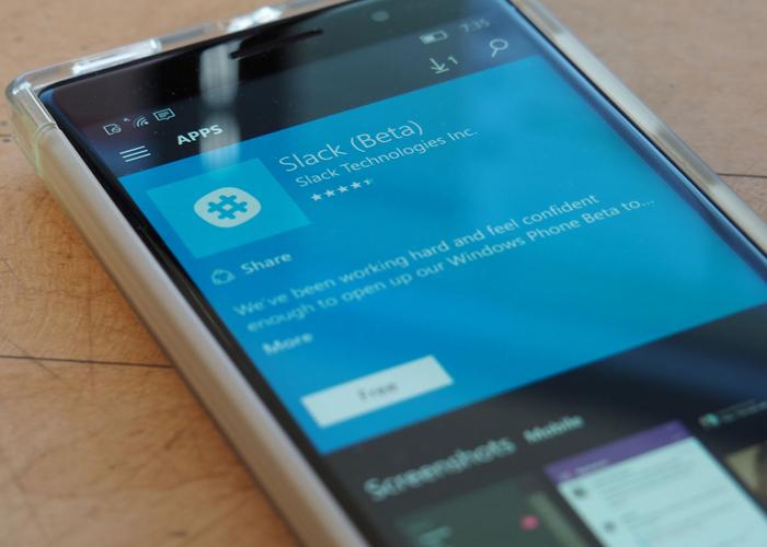 Slack Beta App