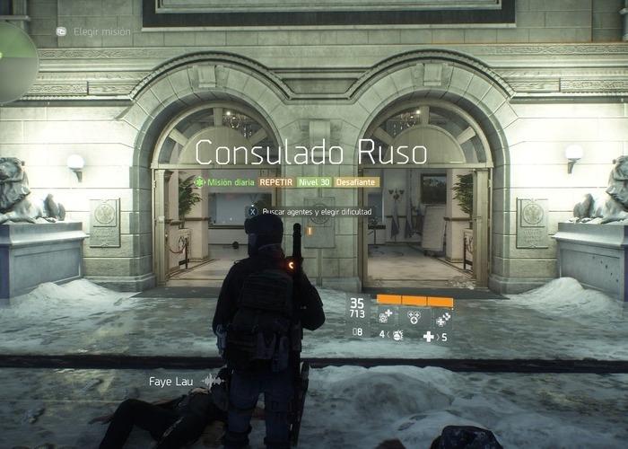 The Division Consulado Ruso