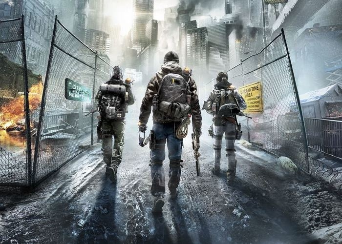 The Division personajes