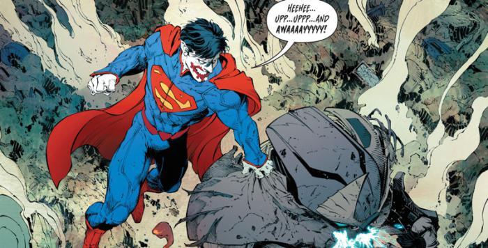 Imagen de uno de los 16 enfrentamientos de Batman y Superman en cómics