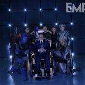X-Men Apocalypse - Charles Xavier y amigos, una buena pandilla