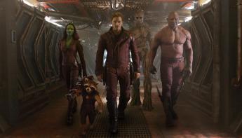 The Avengers: Infinity War - Guardianes de la Galaxia