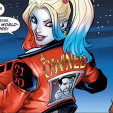 Suicide Squad - Harley Quinn #26, así vestirá