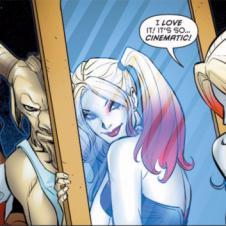Suicide Squad - Harley Quinn #26, inspirada en Margot Robbie