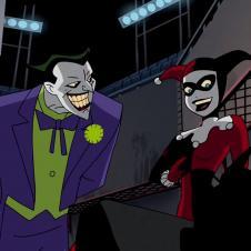 Suicide Squad - Harley Quinn en animación con el traje clásico