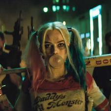 Guardianes de la Galaxia 2 - Harley Quinn en Suicide Squad
