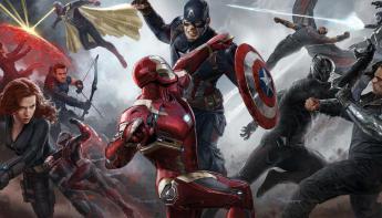 Captain America: Civil War - La batalla de Civil War