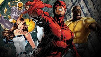The Avengers: Infinity War - Los Defensores de Marvel