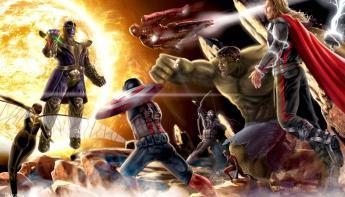 The Avengers: Infinity War - Los Vengadores contra Thanos