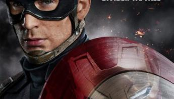 The Avengers: Infinity War - Póster de Captain America Civil War