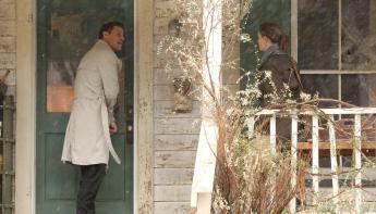 Bones temporada 11 - Brennan y Booth
