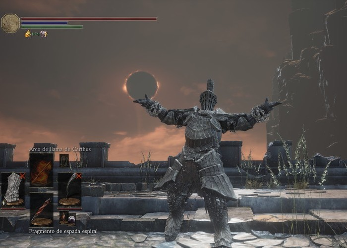 Armadura Havel Dark Souls 3