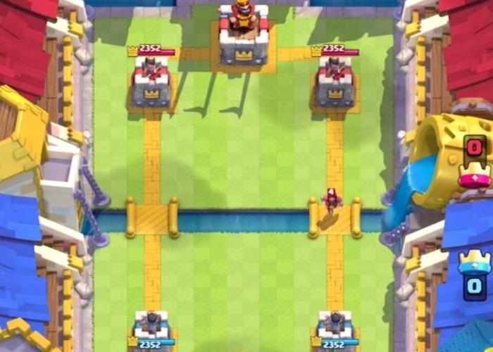 Clash Royale mago