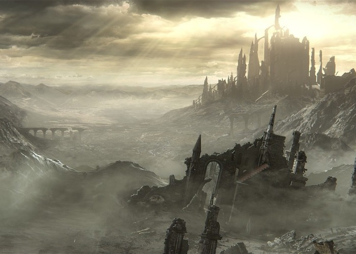 Dark Souls 3 castillo