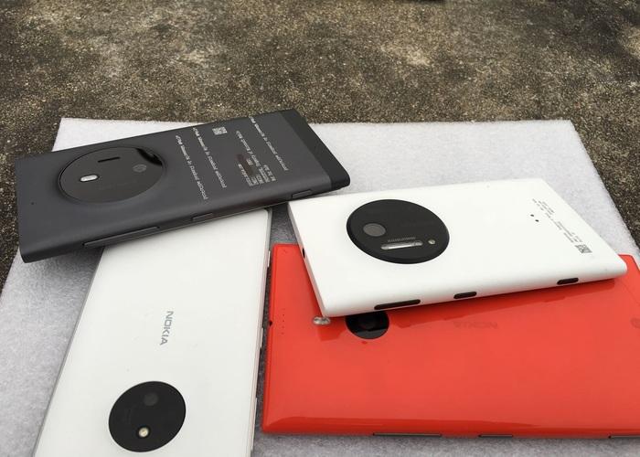 Luma McLaren y Lumia 1020