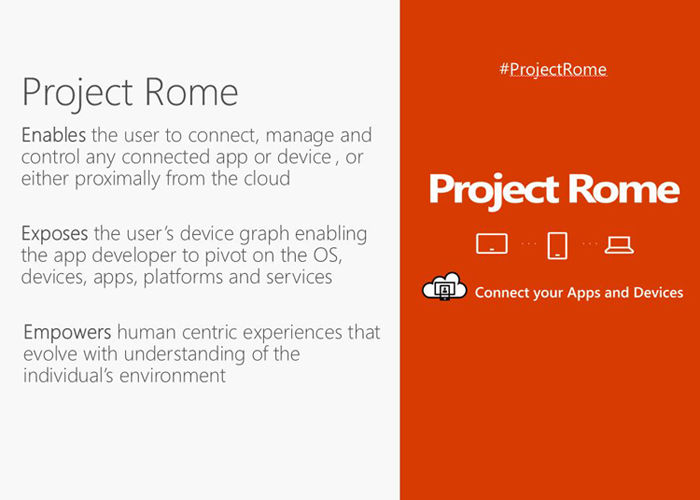 Project Rome