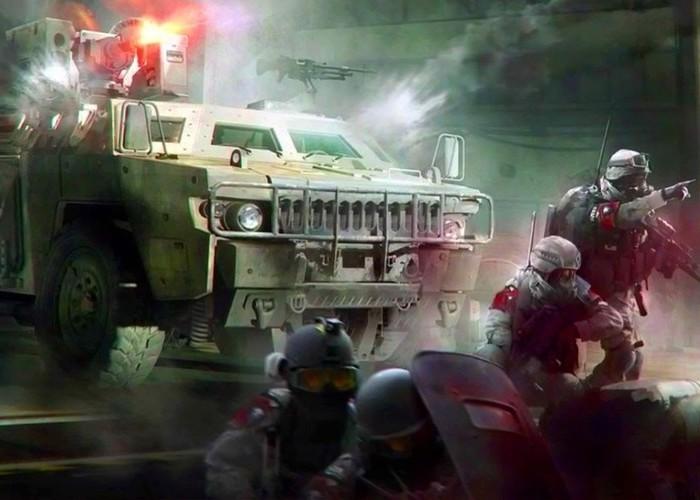 The Division tanque raid
