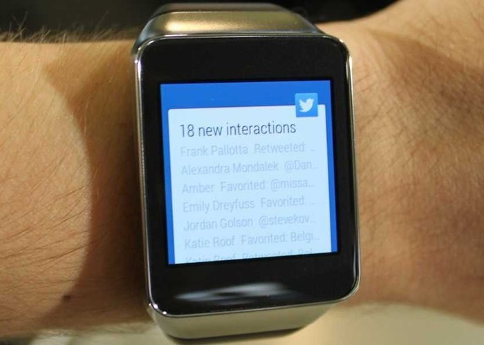 Tweechip Android Wear