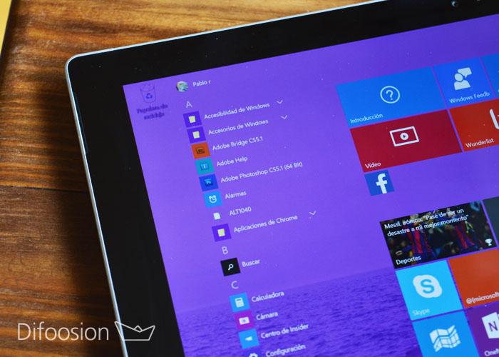 Windows 10 Build 10041 surface pro 3