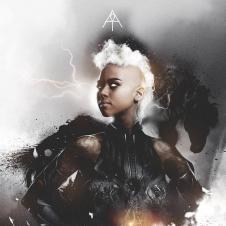 X-Men Apocalypse - Alexandra Shipp como Tormenta