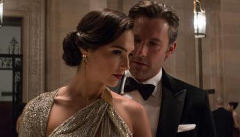 Wonder Woman - Ben Affleck y Gal Gadot en BvS
