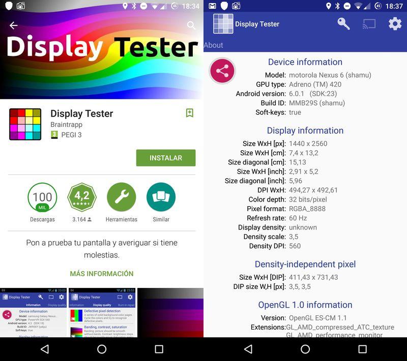 display-tester-instalación