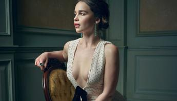 Emilia Clarke - Emilia Clark para Vanity Fair