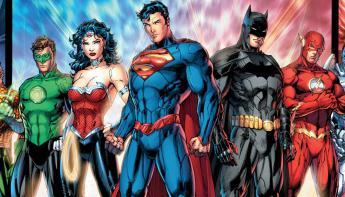 Wonder Woman - Justice League en animación