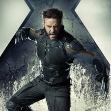 The Avengers: Infinity War - Lobezno en un póster de X-Men